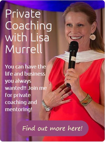 Private Coaching with Lisa Murrell