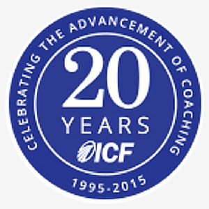 20 yrs ICF button